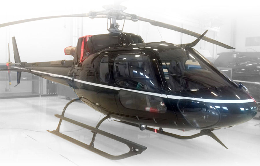 Airbus Helicopters H125 / AS350B3e Ecureuil