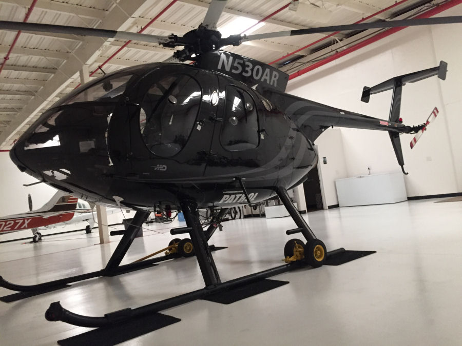 MD Helicopters MD530F