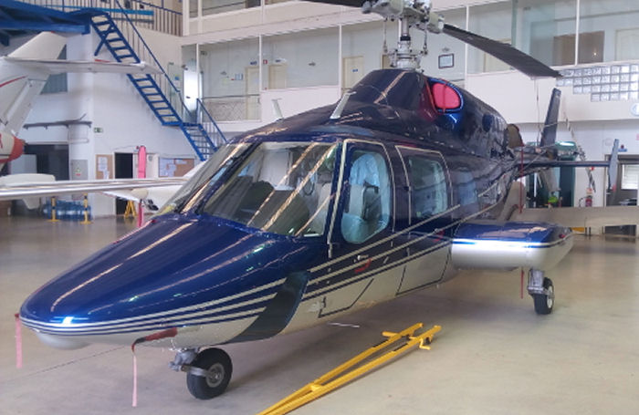 Helicopter for sale Bell 222 C/N 47028
