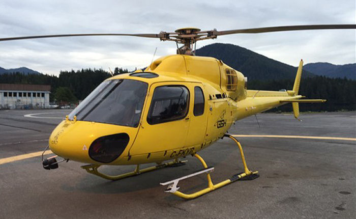 Eurocopter AS355N Ecureuil 2
