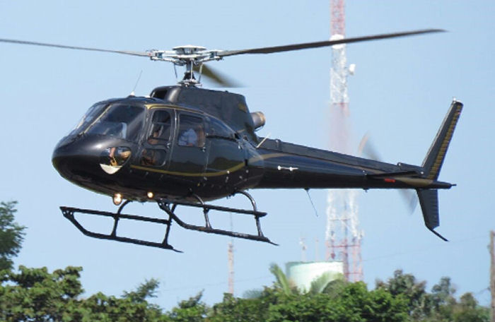 Eurocopter AS350B2 Ecureuil