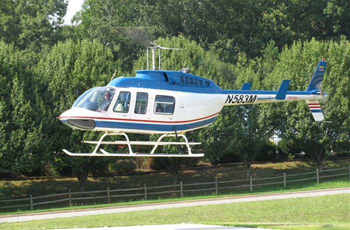 Bell 206L-3 Long Ranger