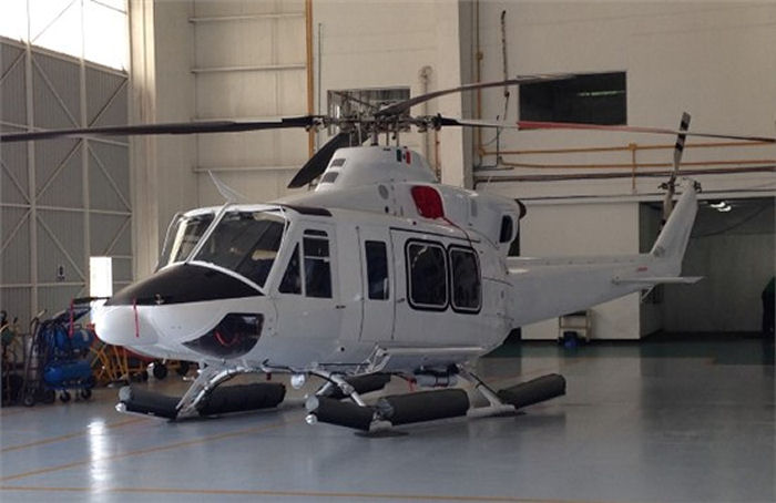 Bell 412EP