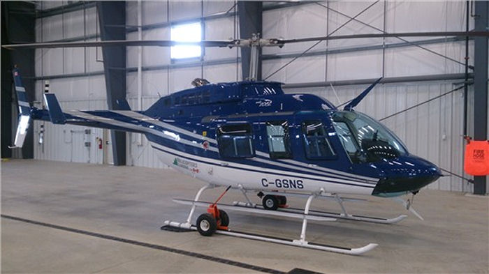 Bell 206L-4 Long Ranger