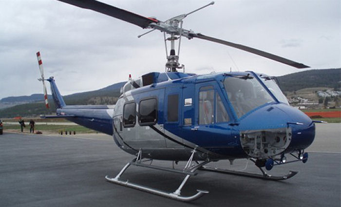 Bell 205A-1 c/n 30230
