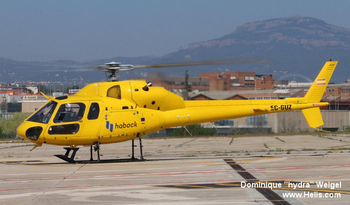 Eurocopter AS355F2 Ecureuil 2