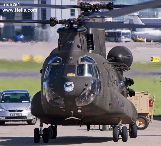 Boeing CH-47D Chinook c/n M.3191