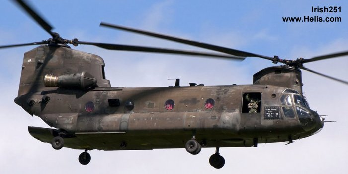 Boeing CH-47D Chinook c/n M.3317