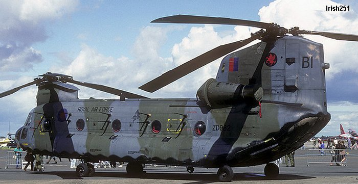 Royal Air Force CH-47C Chinook