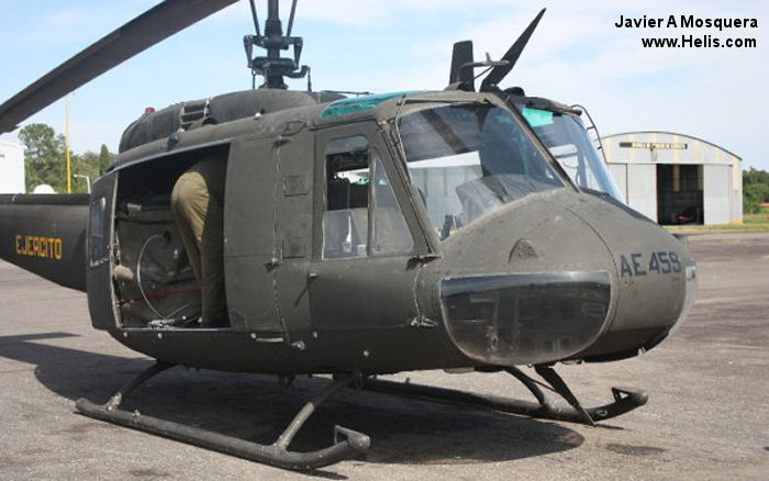 Bell UH-1H Iroquois c/n 11299
