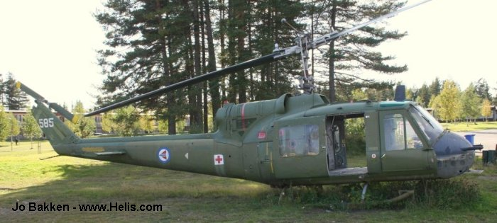 Bell UH-1B Iroquois c/n 231