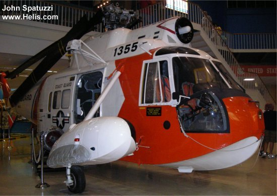 National Naval Aviation Museum Pensacola HH-52 Sea Guard