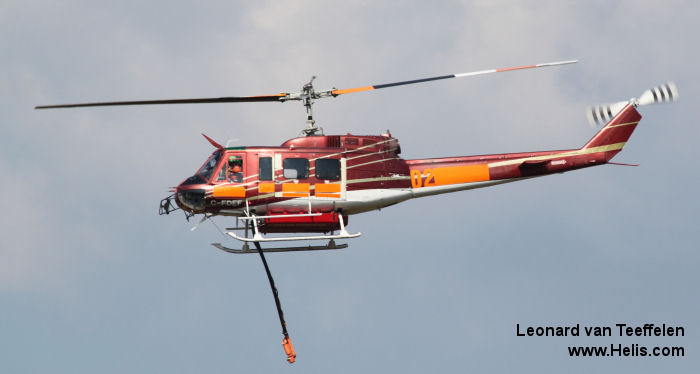Bell 205A c/n 30038