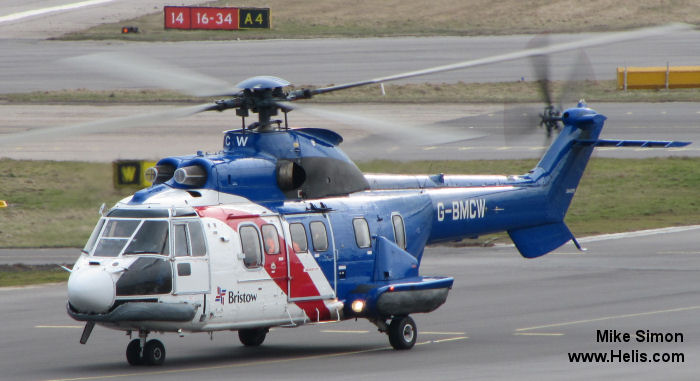 Aerospatiale AS332L Super Puma