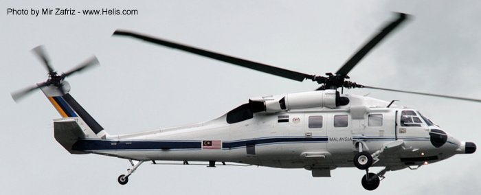 Sikorsky S-70A-34 Black Hawk