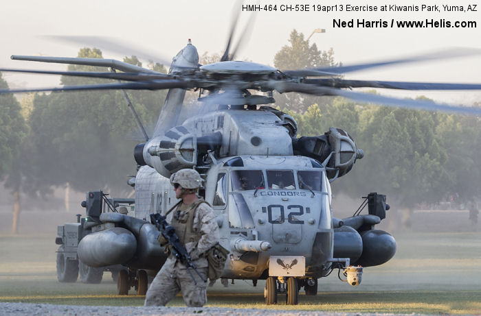 Marine Heavy Helicopter Squadron 464 US Marine Corps