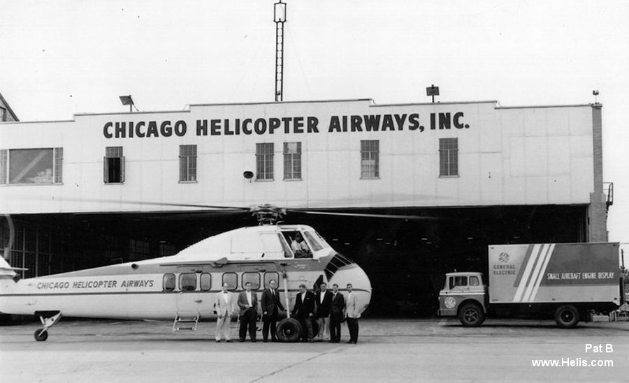 Chicago Helicopter Airways