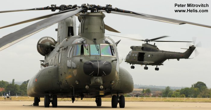 Boeing MH-47E Chinook c/n M.4476