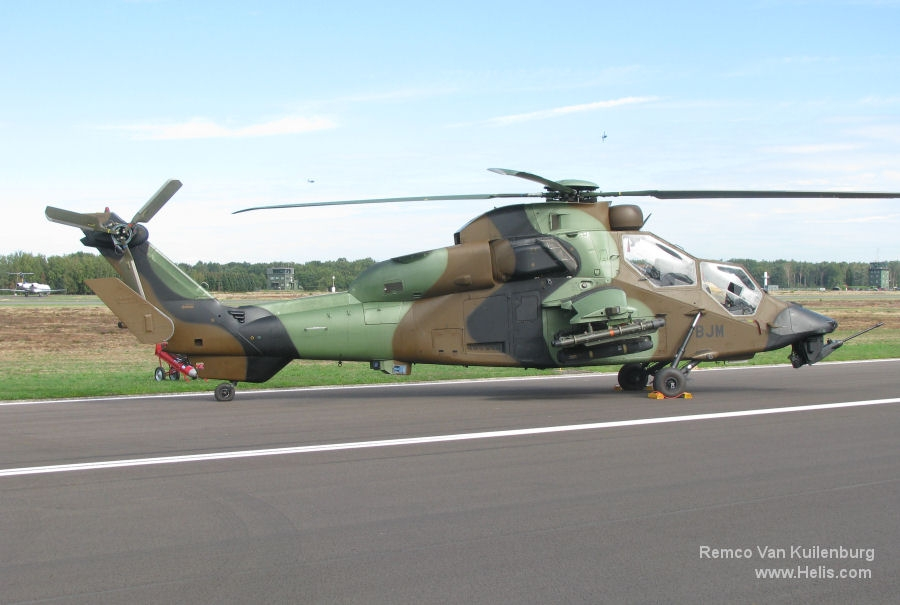 Eurocopter Tiger HAD c/n 6013