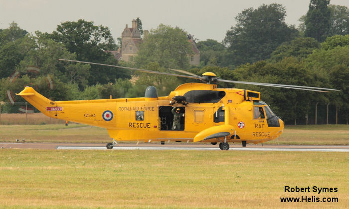 Westland Sea King HAR.3 c/n wa 860