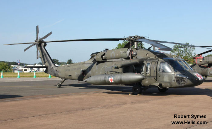 Sikorsky UH-60A Black Hawk c/n 70-1137