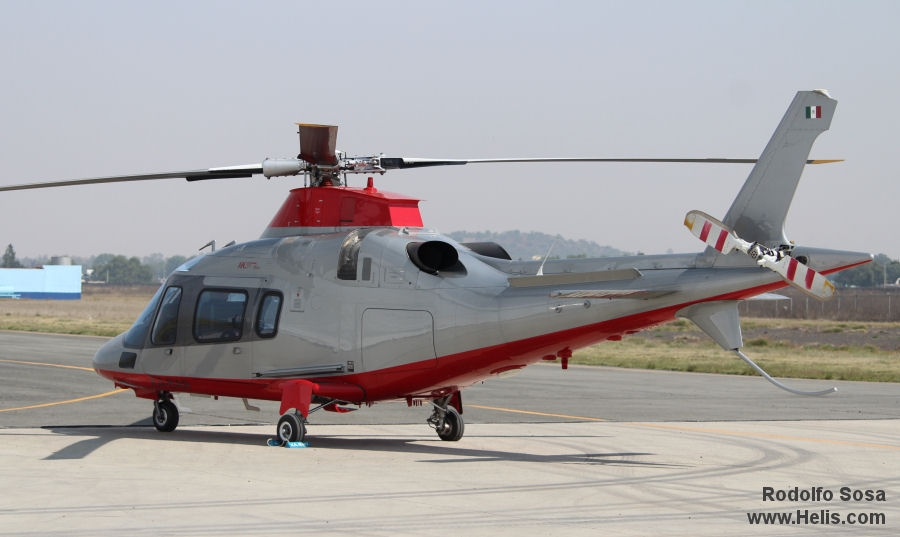 AgustaWestland AW109E Power c/n unknown