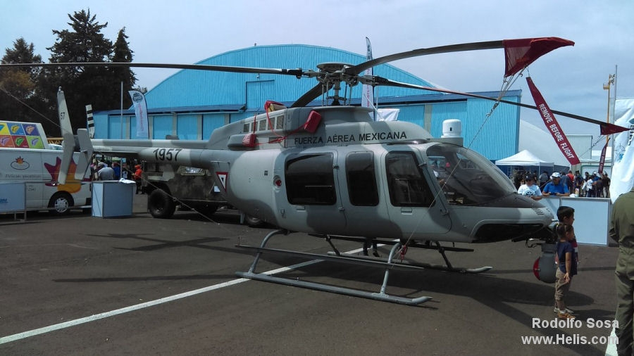 Bell 407GX c/n unknown