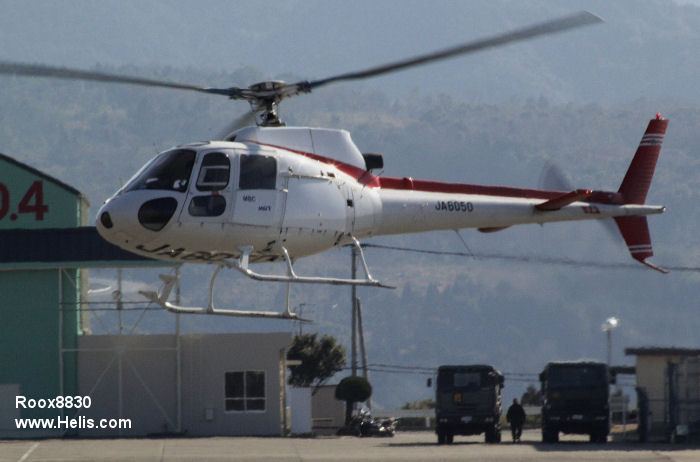 Aerospatiale AS350B Ecureuil c/n 2425