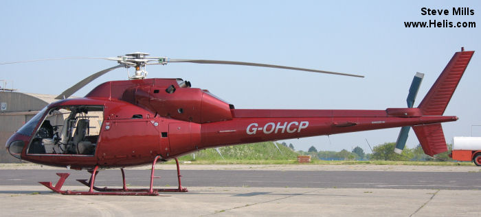Aerospatiale AS355F Ecureuil 2 c/n 5249