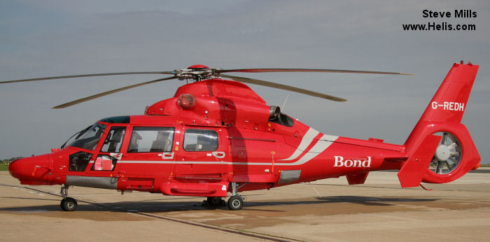 Bond Aviation Group AS365 Dauphin 2