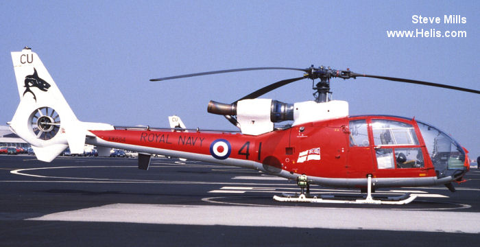 Royal Navy Gazelle