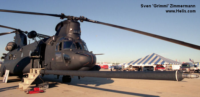 Boeing MH-47E Chinook c/n M.3708