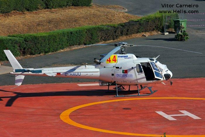 Aerospatiale AS350B1 Ecureuil c/n 2072