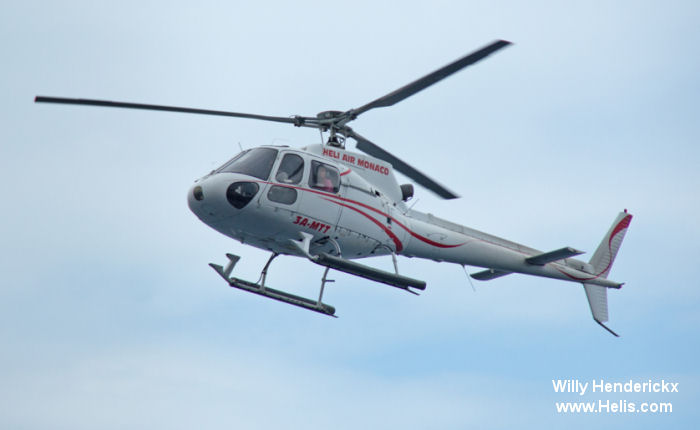 Aerospatiale AS350B1 Ecureuil c/n 1967