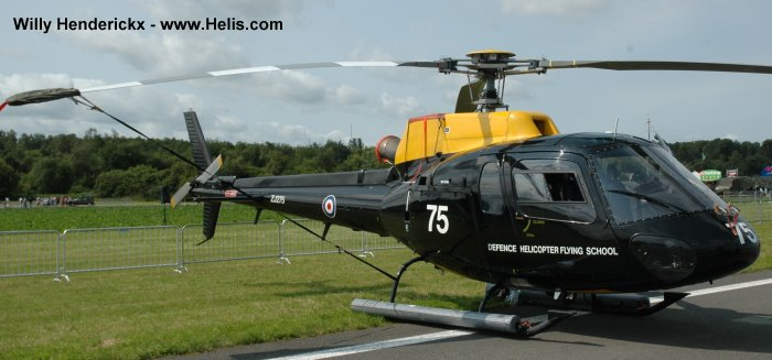 Eurocopter AS350BB Ecureuil c/n 3013