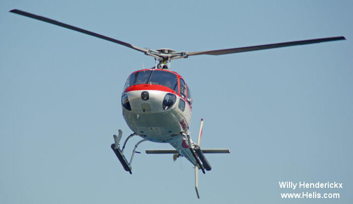 Aerospatiale AS350B Ecureuil