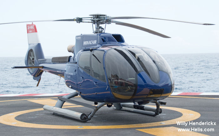 Airbus Helicopters H130 / EC130T2 c/n 8179