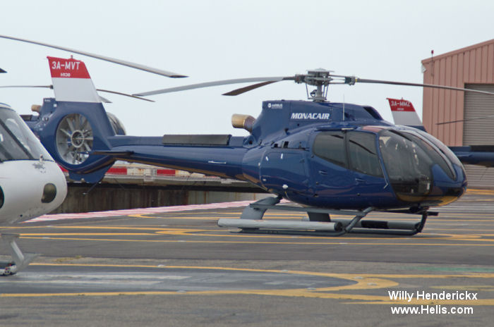 Airbus Helicopters H130 / EC130T2 c/n 8203
