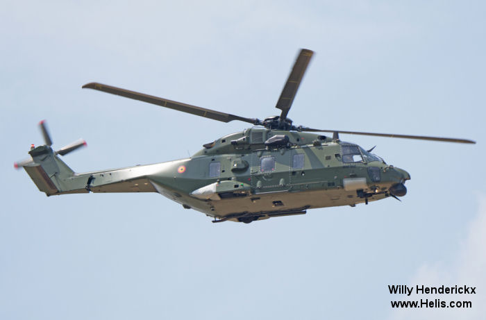 NH Industries NH90 TTH c/n 1296