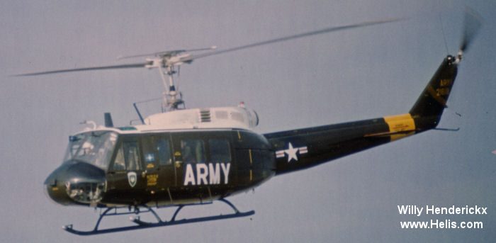 Bell UH-1H Iroquois c/n 13317