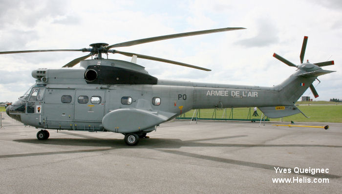 Aerospatiale AS332B Super Puma