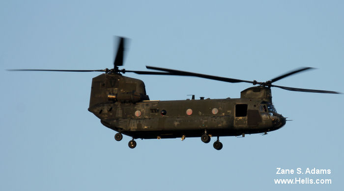 Boeing CH-47D Chinook c/n M.3404