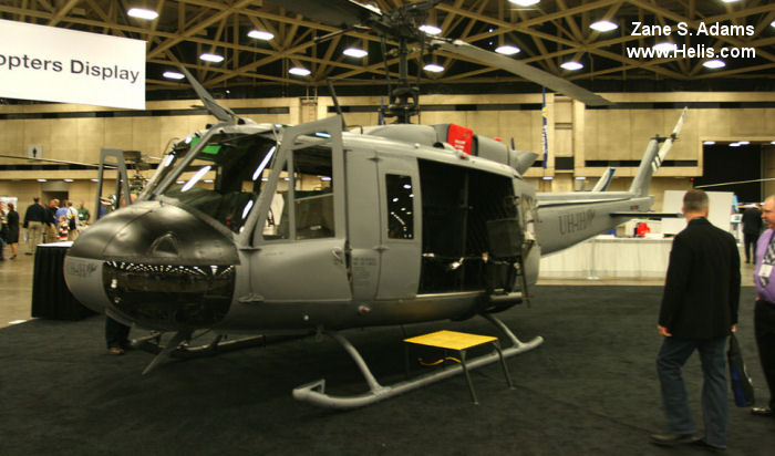 Bell UH-1H Iroquois c/n 10129