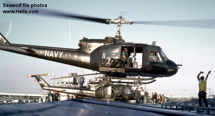 HAL-3 Seawolves US Navy - Helicopter Database