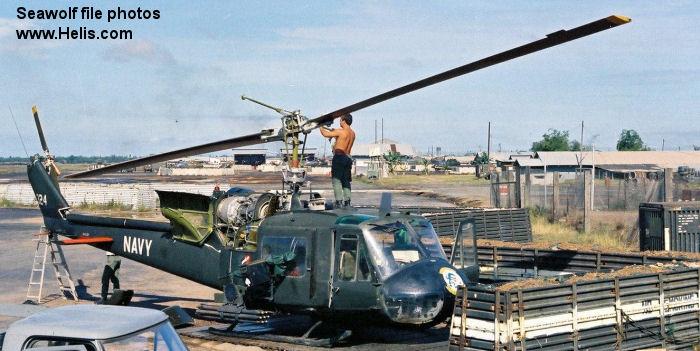 HOBBY BOSS 1/18 SCALE 1970S US ARMY THE UH-1 HUEY B